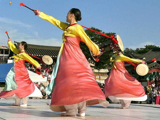 chuseok-festival-ganggangsullae-dance