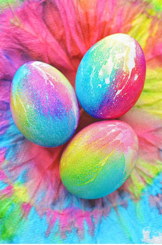 Try These Amazing Methods of Easter Egg Coloring ...